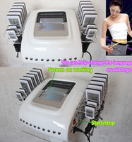 635-650nm lipo laser slimming machine - Strawberry Laser Lipo Slimming Pad Lipo Laser Lipolysis Body Shaping Fast Weight Loss Device Laser Diodes Fat Removal Machine for sale