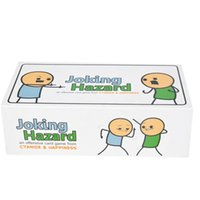 12-24M amazon toys - Joking Hazard Party Game Amazon chess card decompression toys Funny Games Hot Selling Adults Comic Strips Card Games