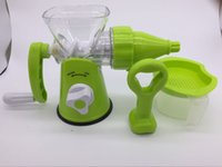 al por mayor exprimidor máquina multifuncional-Hogar multifuncional Juicer Juicer Juicer jugo de la máquina manual de la cocina bebé bebé gadget