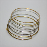 Wholesale Adjustable Retro Alex And Ani Bracelets Expandable Alex Ani Bangles Iron Wire Loop Charm Bangles for Women Ladies Girls Christmas gifts