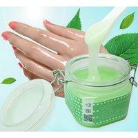 Wholesale Hands Care Matcha Milk Hand Wax Exfoliate Hydrating Exfoliating Nourish Whitening Hand Mask Skin CareGZJ02194