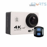 Wholesale Remote action camera F60R K fps degree wide angle lens inch LCD display wifi sports DV