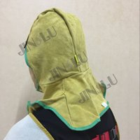 Wholesale Full Protective Cow Leather Hood Welding Hat Head Protection Welding Cap Safety Match All Kinds of Welding Helmet