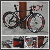 Cheap Road Bikes CARBON Road FULL Bikes Best Carbon Fibre 12 Speed Cervelo S5 FULL Bikes