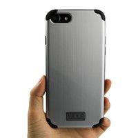 al por mayor material de modelado-Nuevo patrón de pincel de dibujo de grano caso de material de teléfono celular TPU casos de protector para el iPhone 6 6S 7 7Plus casos a prueba de golpes teléfono contraportada