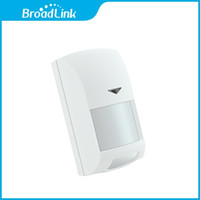Wholesale Broadlink motion sensor S1C Accessories smart home Automation system Security Alarm System Detector Sensor for IPAD IOS android