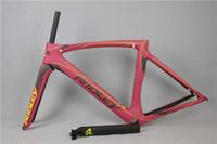 Wholesale 2016 carbon bike frame g light UD weave bike frameset new design with fork di2 bike carbon road frame