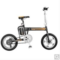 Wholesale Airwheel R5 electric car electric bike folded kilometers walking commuter car storage battery electric motorcycle White wh