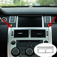 Wholesale ABS Inner Console Air Vent Outlet Cover For Land Rover Discovery Sport