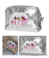 Wholesale 2016 Discount Price Kylie Holiday Edition Makeup Cosmetic Bag Kylie Cosmetics By Kylie Jenner Holiday Collection Make Up Bag Limited Edition