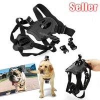 Wholesale Black Fetch Pet Dog Harness Mount Kit For GoPro Hero Go Pro OZ