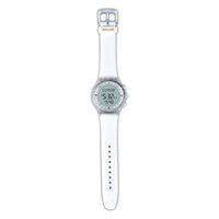 Wholesale azan alarm watch for islamic prayer time white color Muslim Azan watch automatic
