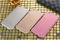 Wholesale G6 phone edge Android Smartphone bit cell phones Show MTK6585 Octa Core gb ram gb rom WIFI Fake G LTE dual Sim