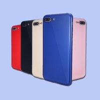 Ракушка масло Цены-Новые iPhone 7 Plus Мода Случаи Гладкая масла Инъекции ТПУ Мягкая задняя крышка чехол для iPhone 7 6 6S Plus Luxury защитная оболочка