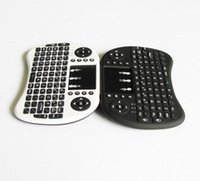Wholesale Rii Mini i8 GHz Wireless Keyboard Mouse for PC PAD XBox360 PS3 Android