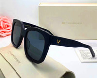 Wholesale new gentle monster sunglasses the dreamer sunglasses women brand designer sunglasses square frame coating mirror lens polarized summer style