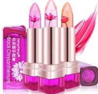 Wholesale 2017 Lip Balm Color Change with Temperature Lip Cream Types Lipstick Makeup Cosmetic Fruit Lip Balm