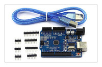 Wholesale HOT Starter Kit UNO R3 mini Breadboard LED jumper wire button for arduino compatile