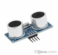 Wholesale 10PCS Ultrasonic Module HC SR04 Distance Measuring Transducer Sensor for_Arduino
