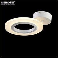 10sq.m ~ Under application room - Small Fashion Acrylic LED Ceiing Light LED Surface Mounted Ceiling Lamp Reading Bedroom Application Light Fitting
