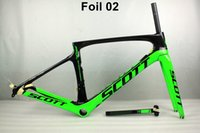 2016 marcos de la bicicleta del camino del carbón que compiten con el marco de la bici marco estupendo ligero de la hoja diseño carbón marco BSA / PF30 que completa un ciclo el frameset