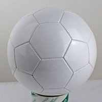 Wholesale White Size PVC Football for Children s Toy Match Training Soccer Ball