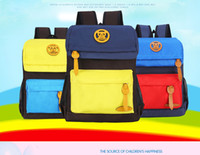 bag cambridge - Fashion Cambridge Students Backpacks Children Casual Travel Bags Cute Preppy Style Satchel Cartoon Bear Schoolbags Kid Christmas Gifts