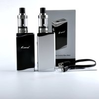 Wholesale 80W vape mod E cigarettes Kvapor M7 Starter kit VS isitck pico