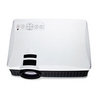 Wholesale YL HD Mini Portable LED Projectors Cinema Home Theater Projector support AV USB SD VGA HDMI x480 LCD Projectors
