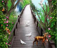 confronta prezzi dei carta da parati naturale della parete 3d ... - Carta Da Parati Personalizzata Prezzo