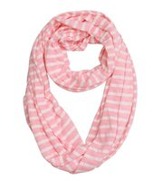 Scarf Fashion Patchwork Fashion Winter Autumn Infinity Scarf Cotton Snood Loop Ring Soft Muffler Multi Use Scarves Women Ring Zig Zag Scarves Women Accessory J234