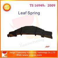 automotive suspension - OEM Z Leaf Spring Used in Volvo Truck Suspension Parts Automotive Leaf Springs