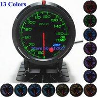advanced racing - Colors In One Racing Car mm Defi Advanced BF Oil Temperature Meter Gauge