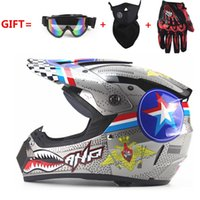 Wholesale Top ABS motorcycleMotobiker Helmet Classic bicycle MTB DH racing helmet motocross downhill bike helmet