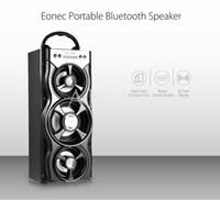 achat en gros de ms lecteur-MS-220BT Modèle sans fil bluetooth mini Haut-parleur Lecteur MP3 Stereo Sound Subwoofer U Disque TF Card Display Radio FM avec Package de détail
