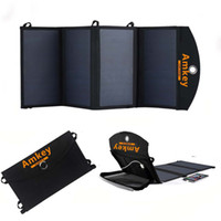 battery charger efficiency - Amkey Sunpower Efficiency Solar Panel W Solar Charger V DC For Car jump starter Charger Emergency Start Battery Smartphones