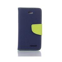 Mercury Fancy Diary Wallet Flip Housse en cuir PU TPU Housse pour iPhonoe 7 7plus Samsung Galaxy S3 S4 S5 S6 Edge Note 3 4 5
