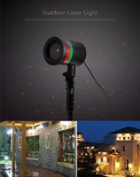 Wholesale Outdoor Lawn Light Sky Laser Spotlight Landscape Park Garden Lamp Christmas Holiday Laser Projector Outdoor