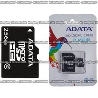 Wholesale DHL shipping GB GB GB GB GB ADATA micro sd card C10 Real capacity Storage card camera memory card Class10 TF card MB S