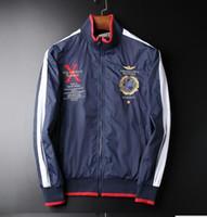 air force fleece - 2017 New brand outdoors clothes Men winter Fleece Jacket Air Force One Windbreaker Jacket Aeronautica Militare Coat air force