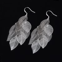 Wholesale Hot Sale Sterling Silver Earring YJY Fashion Women Jewelry Earrings Girl s Drop Earring for Women Gift Earring