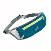 Wholesale RWS01 Waterproof Running Waist bag Running Belt Bum Waist Pouch For Running Cycling Outdoor