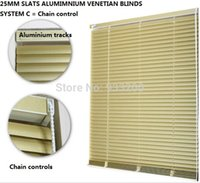 aluminium window blinds - piece aluminium venetian blinds chain