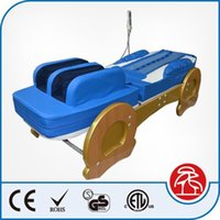 Wholesale New Years Good Gift Roller High Quality Fashion Design Arm Airbag Therapy Jade Stone Massage Bed