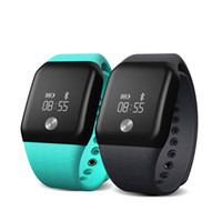Wholesale Athletics person V18 smart bracelet with Blood oxygen wristband Heart Rate Fitness Tracker Monitor smart watch