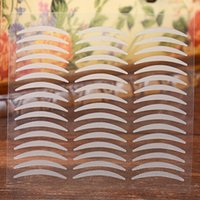 Wholesale New Pair Eyelid Paste Ultra thin Transparent Invisible Eyelid Sticker Double Eye Tape