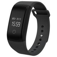 A09 bracelets de poignet IP67 étanche Bluetooth Smartwrist pilule de fréquence cardiaque Werable dispositif pour samsung iphone