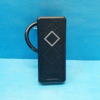 Wholesale Waterproof Security Door Access Control Wiegand RFID Reader Black KHz EM Reader Slave Reader