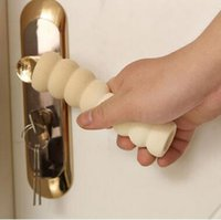 Wholesale Baby safety products spiral anti collision door handle Protective sleeve for door handle