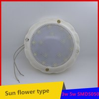 auto bulb types - NEW Manufacturer led Sound control Light Bulbs Auto switch Stairs night light w w sensor lamps bulbs Sunflower type